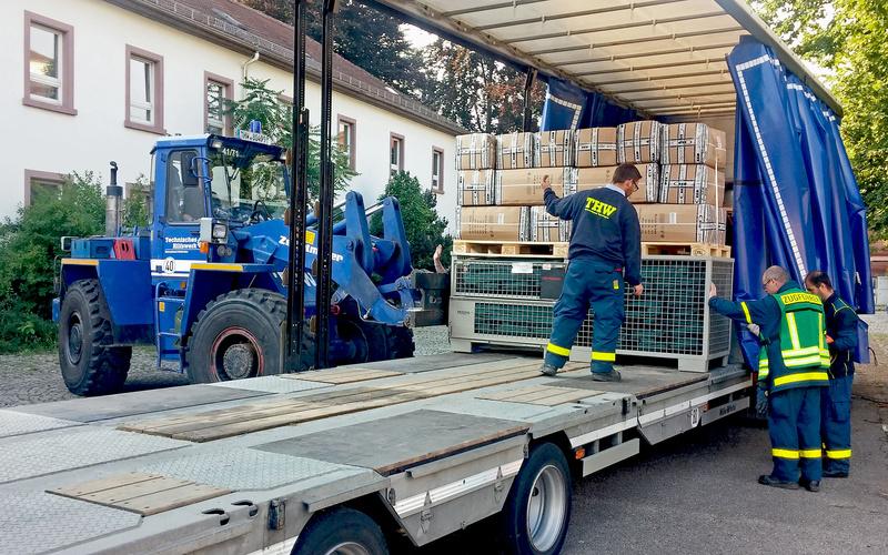 Flüchtlingen Helfen Karlsruhe